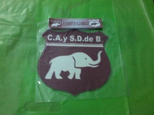 mousepad escudo de defensores de villa ramallo  20 cm