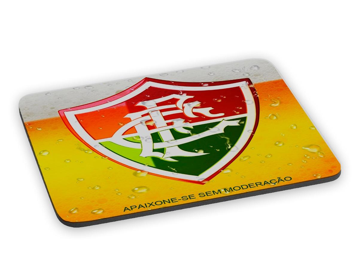 eb378c997f mousepad fluminense cerveja tricolor time futebol mouse pad. Carregando  zoom.