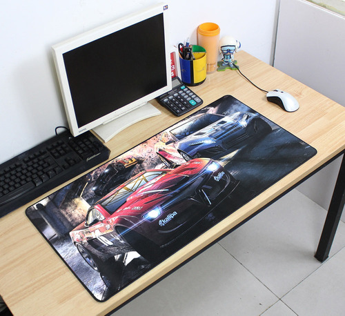 mousepad gamer extra grande large mouse teclado 90x40 cm t35