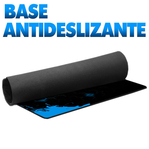 mousepad gamer jayob splash blue mini - goliathus, qck