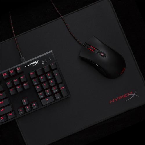 mousepad gamer kingston hyperx fury pro pad l large gaming