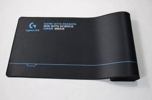 mousepad gamer logitech speed 800*300*3 original c/caixa