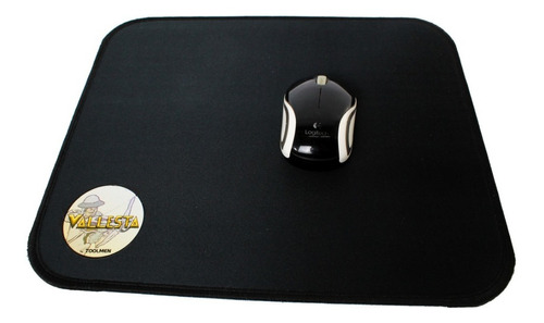 mousepad gamer vallesta toolmen s 30x25cm 3,5mm espesor