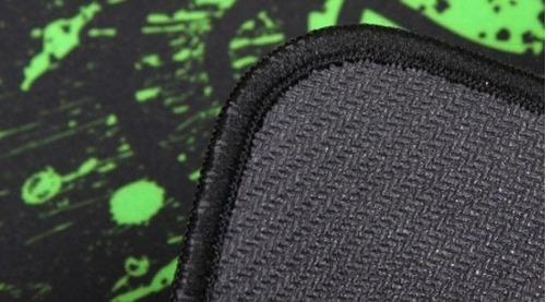 mousepad gamer xl speed caucho calidad premium 70x30cm