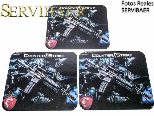 mousepad gaming g series counter strike