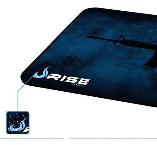 mousepad grande m4a1 - rise