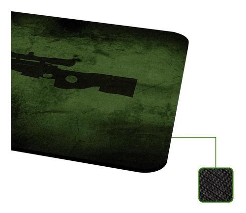 mousepad médio sniper - rise
