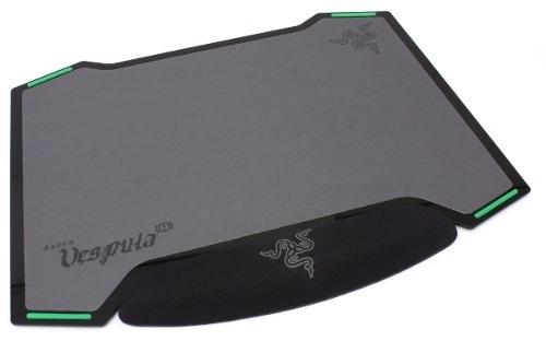 mousepad razer vespula dupla face speed e control