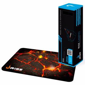 Mousepad Rise Mode Gaming Volcano - Grande