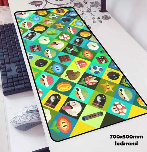 mousepad teclado diseño