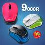 Mouse Genius Con Batería Recargable Micro Traveler 9000r