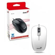 Mouse Genius Usb Dx-110 Color Blanco