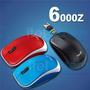 Mouse Genius Inalambrico Wireless 6000z Garantia Itelsistem