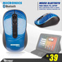 Mouse Bluetooth Micronics Para Android, Ios, Windows