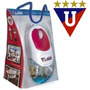Mouse Optico Usb Liga Quito Ldu Xscroll Soporta Windows Mac