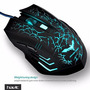 Mouse Gamer Havit 6 Botones Hv-ms672 2400 Dpi