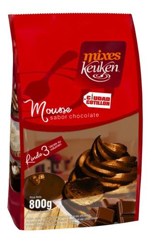 mousse chocolate keuken 800 g - ciudad cotillón1394837218 3