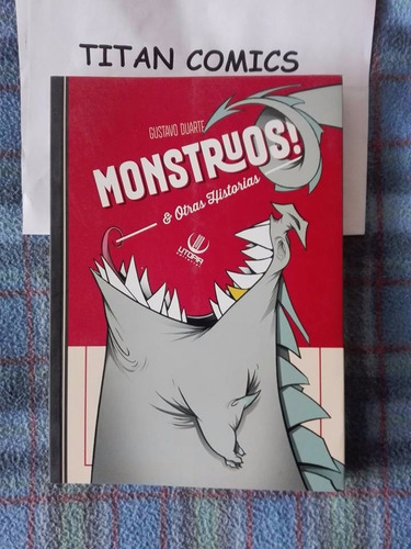 moustros y otras historias utopia comic