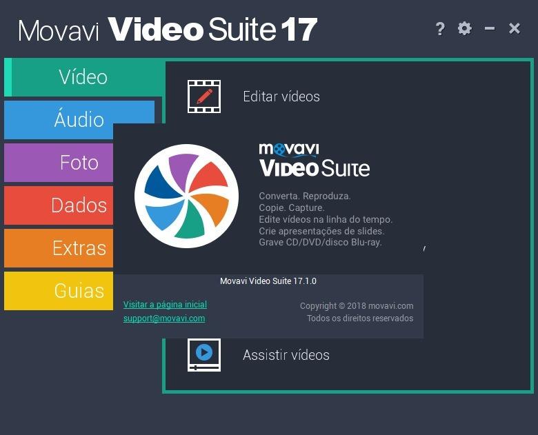 Resultado de imagen de Movavi Video Suite