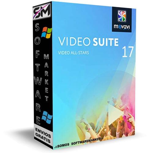 movavi video suite 2020 potente editor de videos y más