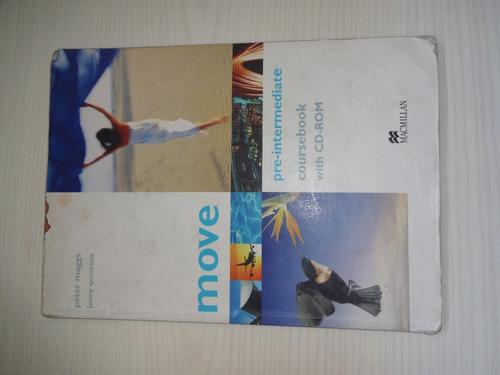 move pre-intermediate coursebook, no viene con el cd