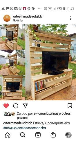 móveis de decoração rústico