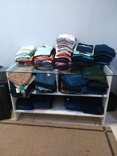 moveis para montagem de loja de roupas