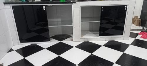 móveis planejados de blindex