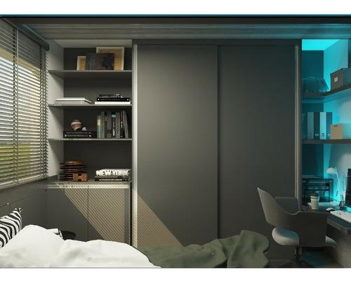 móveis planejados e decorados.