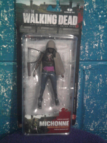 movie maniacs walking dead michone puppet mcfarlane toys