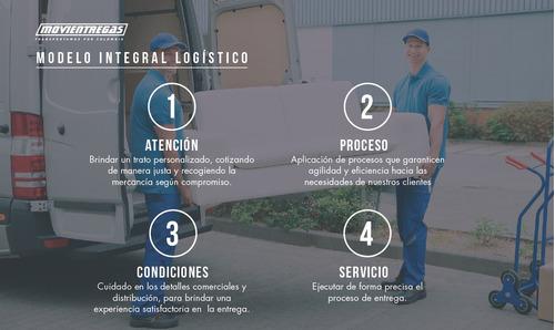 movientregas transporte de carga y mudanzas nacional/urbano