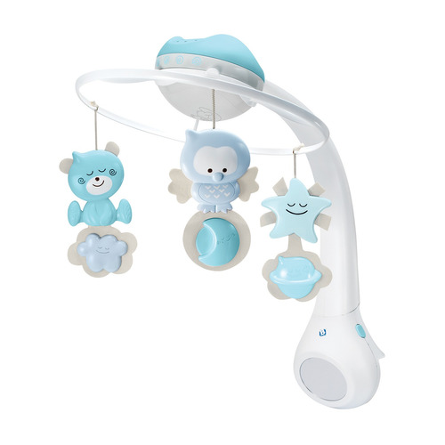movil 3-1 projector azul