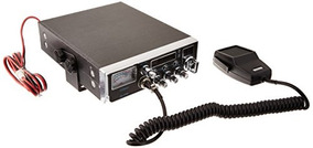 Mobile Amssb Cb Radio With Frequency Counter & Backlit Facep