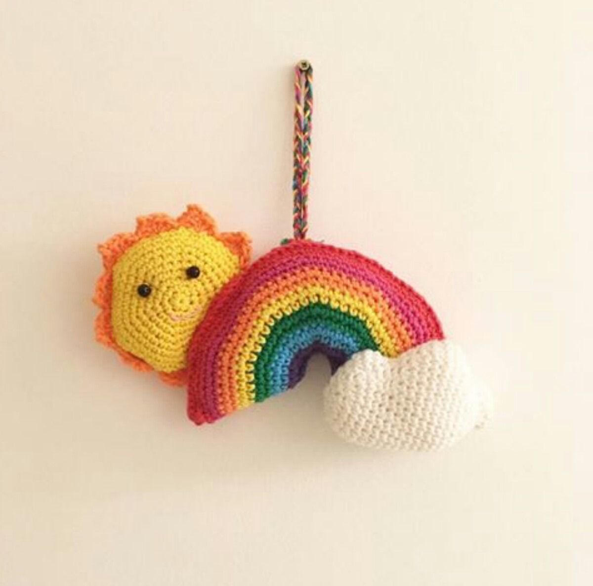 Amigurumis Crochet Arcoiris en Mercado Libre Argentina