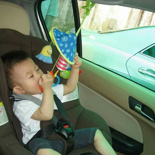 movil colgante juguete para bebé sonajero para coche cuna