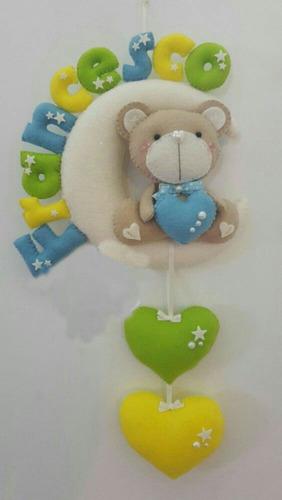 movil decoracion cuarto del bebe