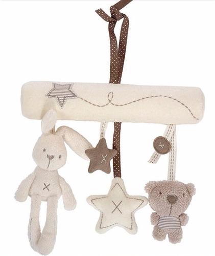 móvil juguete musical para bebé sonajero (cuna o carreola)