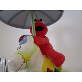 Movil Musical Elmo Bebé En Carrusel