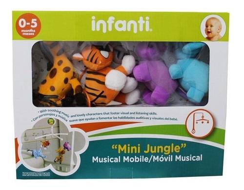 movil musical jungla infanti
