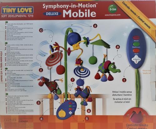 móvil para cuna - tiny love - casi nuevo - liquidación!!!