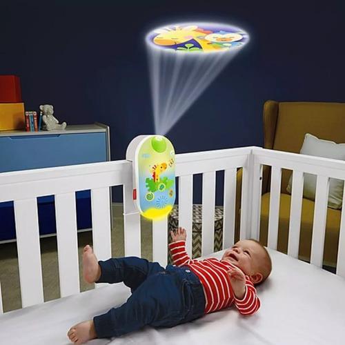 movil proyector 2 en 1 smart connect bebé fisher price cmk04