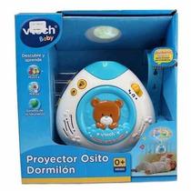 Proyector De Cuna Osito Dormilon Vtech Fisher