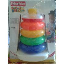 Juguete Aros Para Niños Fihers Price Nuevo
