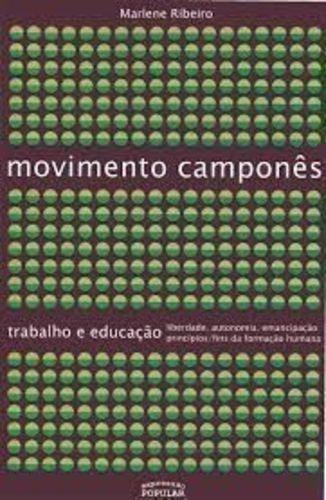 movimento camponês, trabalho e educação marlene ribeiro