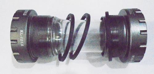 movimento central integrado kenli kl-101a 22/24mm sram gpx.