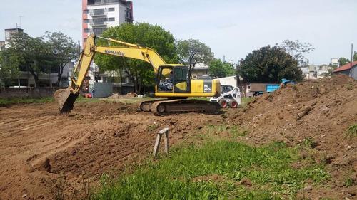 movimiento de suelo-demoliciones-excavaciones-limpiezas zn