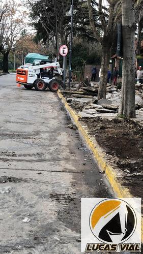 movimiento de suelo demoliciones  tierra limpiezas zn