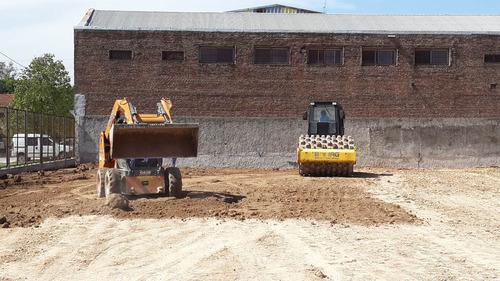movimiento de suelo-excavaciones-demoliciones argecam s.r.l