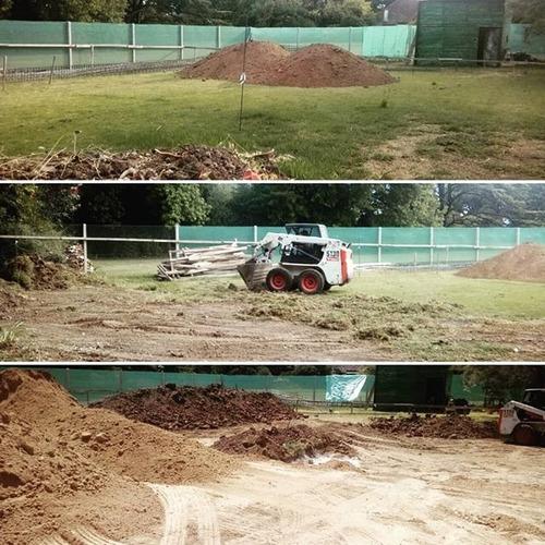 movimiento de suelos zona norte venta de aridos demoliciones