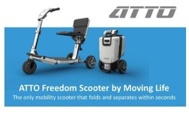 moving life atto scooter modelo 2020